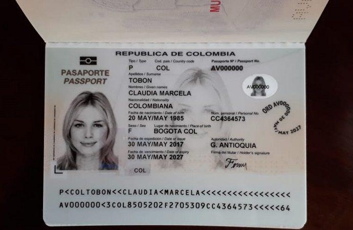 Este es el nuevo pasaporte que se expedirá en Colombia