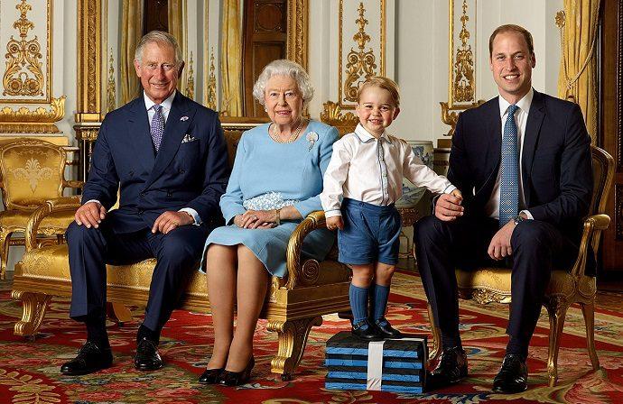Desaire de la familia real británica a Trump