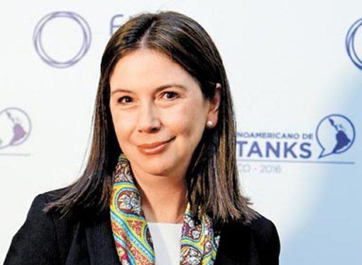 El canciller trabajará de la mano de una coterránea: Adriana Mejía