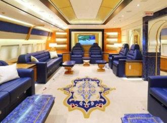 Así es el jet que vende el emir de Qatar por 640 millones