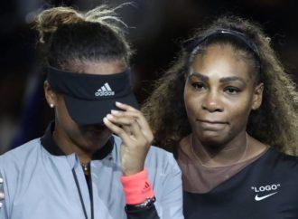 Mal Serena, ridículo el 'coaching'