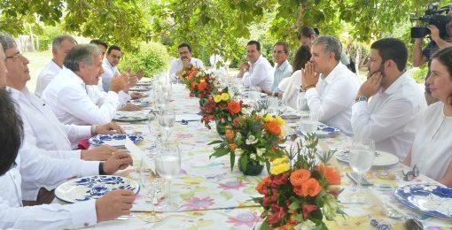 El deber que tenemos varios Jefes de Estado del continente es apoyar denuncia de la OEA contra dictadura venezolana: Presidente Duque