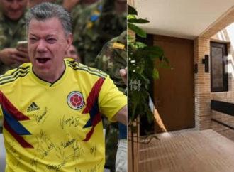 [Fotos] Así sería por dentro la nueva casa de Santos en Bogotá: ¡vale $7.100 millones!
