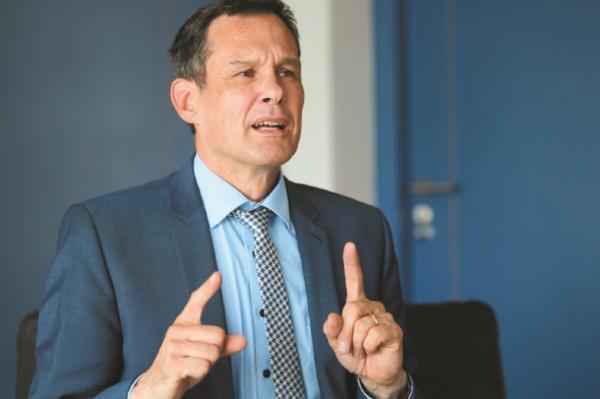 """""""Nos interesa que el Acuerdo de Paz se cumpla"""": embajador de Alemania"""