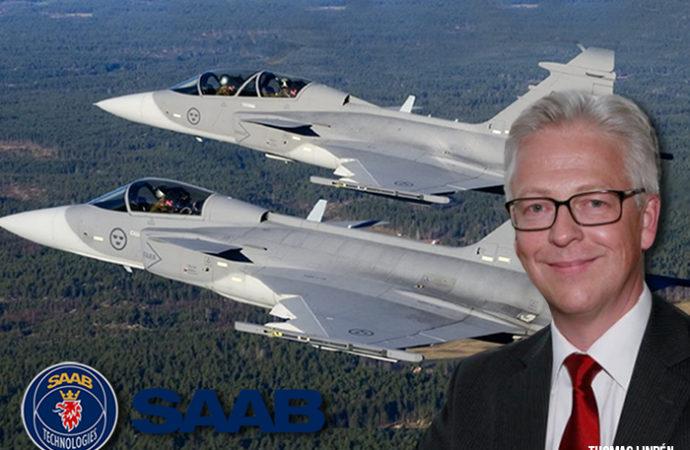 Los suecos listos a venderle sus aviones de guerra a la Fuerza Aérea colombiana