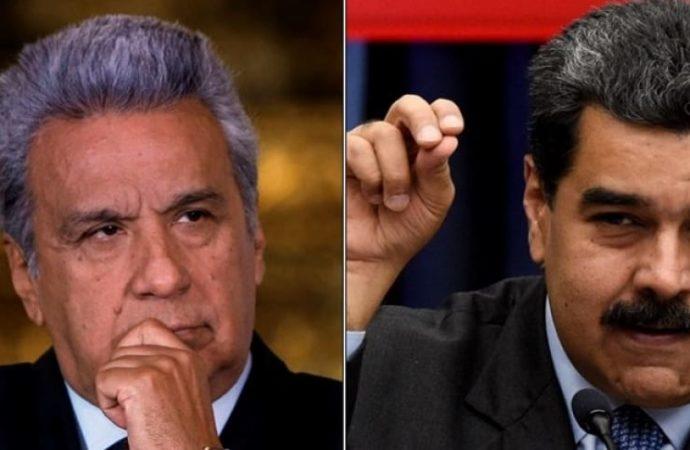Venezuela también expulsó alto diplomático ecuatoriano, en peor crisis entre ambos países