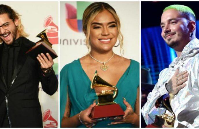 Colombia conquistó en los Grammy Latino
