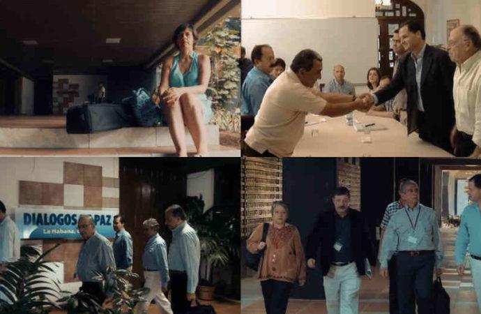 'La Negociación', un documental sobre lo que pasó en La Habana