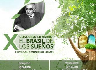 Décimo Concurso Literario El Brasil de los Sueños  Homenaje a Monteiro Lobato