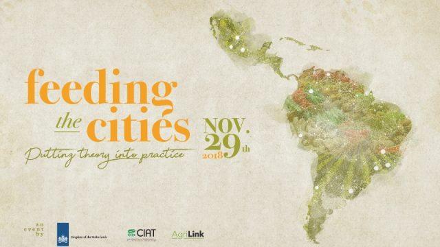 """Ministro de Agricultura y Desarrollo Rural de Colombia y Ministra de Agricultura, Naturaleza y Calidad de los alimentos de los Países Bajos participarán de la conferencia """"Feeding the cities"""""""