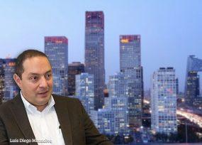 Exdirector sancionado de Ferrovías, próximo embajador en China