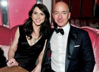 Jeff Bezos, el hombre más rico del mundo, anuncia su divorcio en Twitter