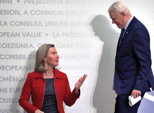 Italia lidera la oposición al respaldo a Guaidó en la UE