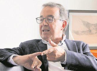 El agro, la nueva forma de vida de José Alberto Vélez