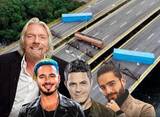 Richard Branson, el millonario inglés que se inventó el mega concierto en Cúcuta
