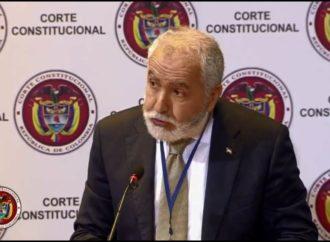 El TLC de Colombia con Israel afecta a Palestina, dice su embajador