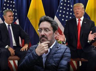 La prueba de Pacho Santos en Washington