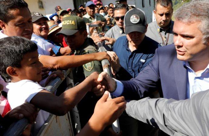Duque no volverá a Cauca a hablar con indígenas tras encuentro fallido