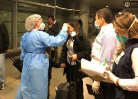 Nueve nuevos casos de coronavirus: se completan 54 en Colombia
